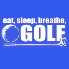 Eat Sleep Breathe Golf