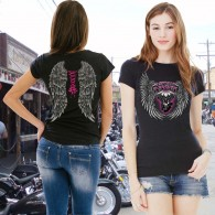 Asphalt Angel Wings