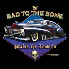 Bad To The Bone Bike