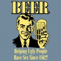 Beer Helping People