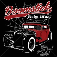 Boomstick Body Wax