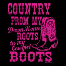 Country Roots Cowboy Boots