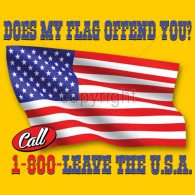 Flag Offend You
