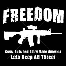 Guns Guts And Glory