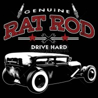Rat Rod Drive Hard