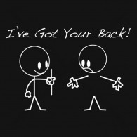I've Got Your Back!