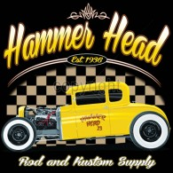 Hammer Head Hot Rod