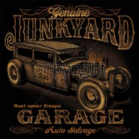 Genuine Junkyard Garage