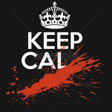 Keep Calm Splatter