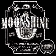 Moonshine Whiskey