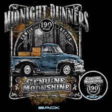Midnight Runners Moonshine