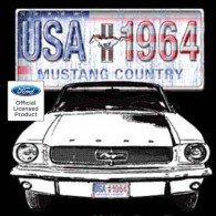 Mustang Country 1964