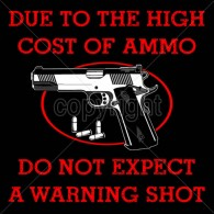 No Warning Shots