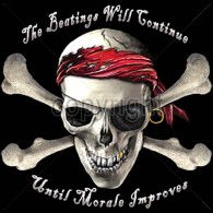 Pirate Crossbones