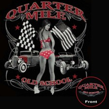 Quarter Mile Hot Rods