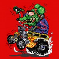 Crazy Rat Hot Rod