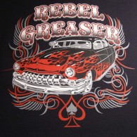 Rebel Greaser Hot Rod