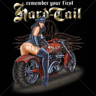 Remember Your First Hard-Tail