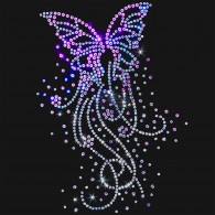 Sequin Butterfly