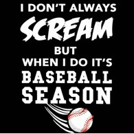 Scream for Baseball