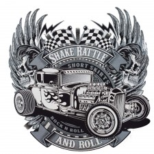 Shake Rattle Roll Hot Rod