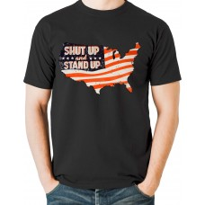Stand Up and Shut Up