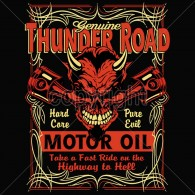 Genuine Thunder Road