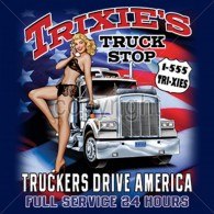 Trixie's Truck Stop