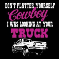 Looking At Your Truck