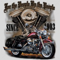 For The People Biker